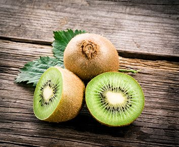 Le kiwi protège contre le cancer