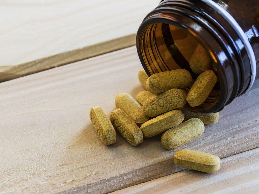 8. Les enzymes de lactase peuvent vous soulager