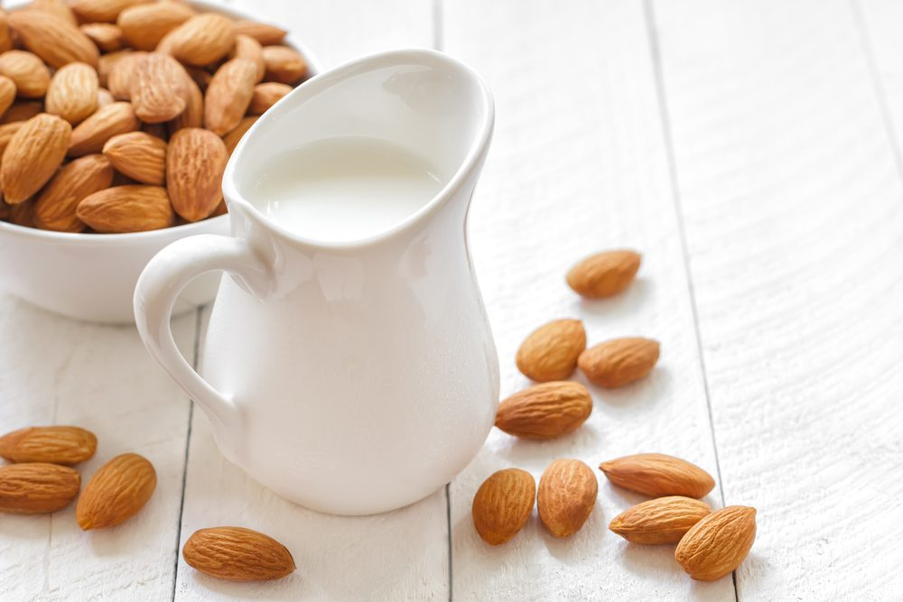Noix et graines faibles en gras