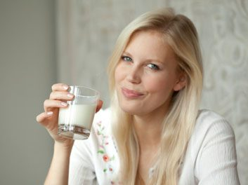 Mythe: on ne peut plus jamais boire de lait.