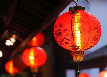 6. Allez voir la Magie des lanternes
