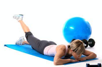 Flexion des bras et des jambes