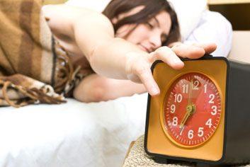 5. Évitez de trop dormir