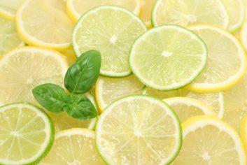 Soda basilic-menthe
