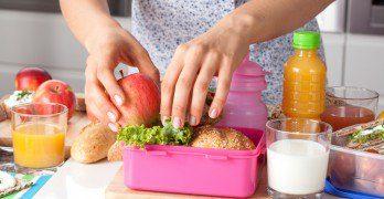 10 lunchs pour perdre du poids