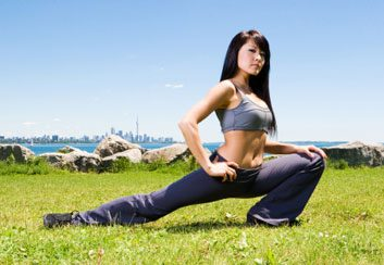4. Complétez par des exercices de musculation