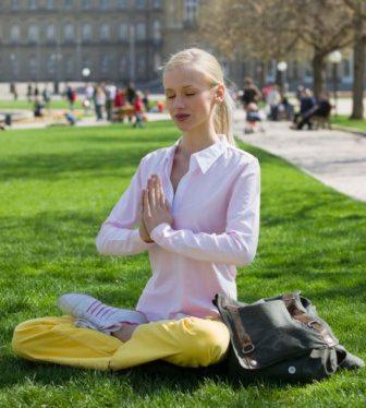Prenez une mini-pause méditation