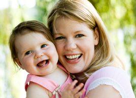 Soins des dents pour nouvelles mamans