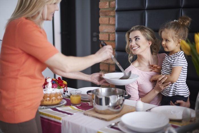 Pologne: mangez plus souvent à la maison