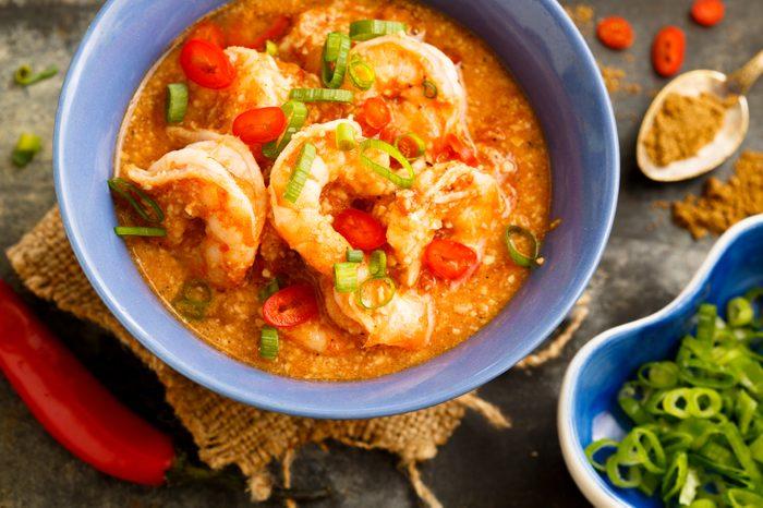 Mangez du curry pour vous sentir plus jeune