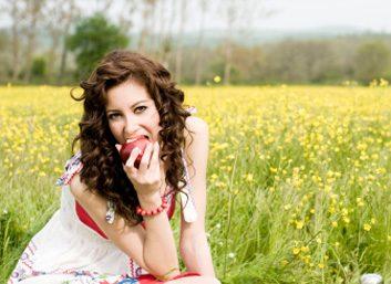 1. Pour garder le sourire