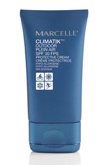 7. Crème protectrice Climatik FPS 30 de Marcelle