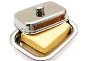 8. La margarine