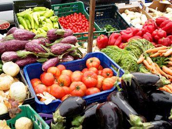 6. Les fruits et les légumes...