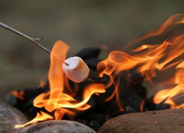 3 soupers de camping