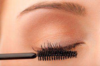 6. Attention au mascara