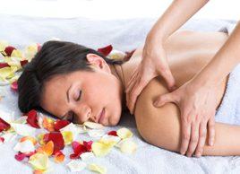 Soulager par les massages