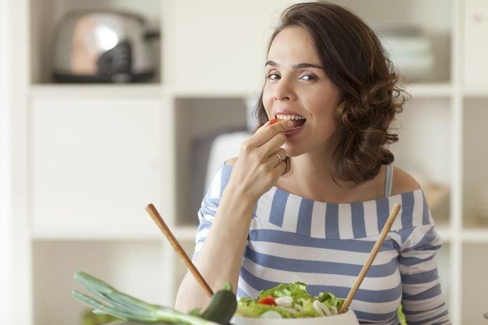 États-Unis: Mastiquez bien vos aliments et prenez de petites bouchées