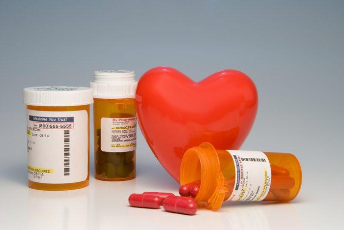 7. Le mythe: La prise de médicaments contre le cholestérol est le pire des scénarios.