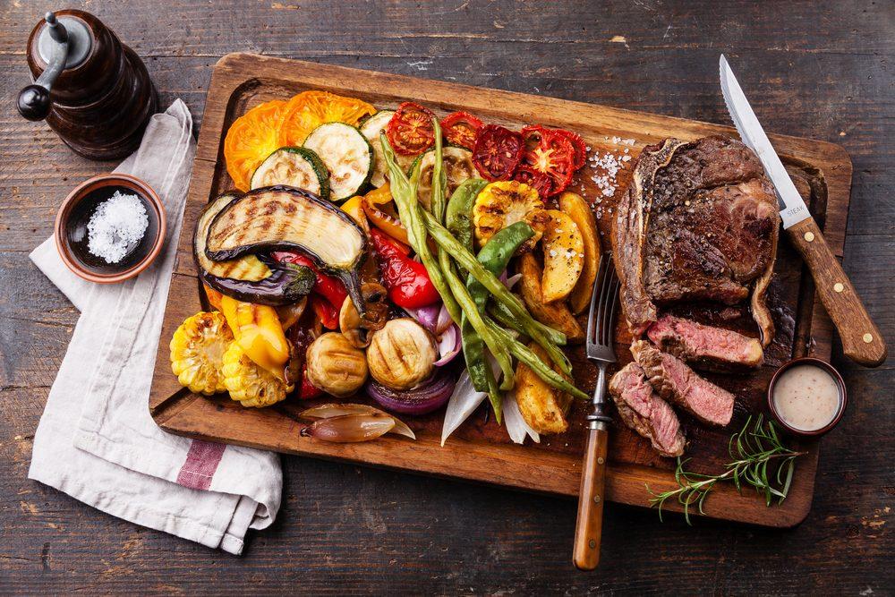 Une recette santé pour les hommes de bifteck