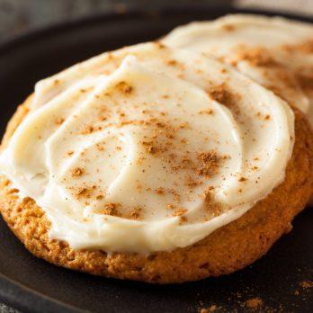 Recette facile de biscuits à la citrouille