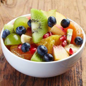 La meilleure recette de salade de fruits tropicaux