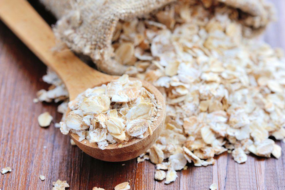 L'avoine parmi les meilleurs aliments santé.