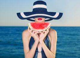 Votre régime d'été amaigrissant