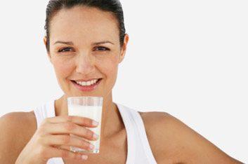 Délit: ne pas boire suffisamment de lait