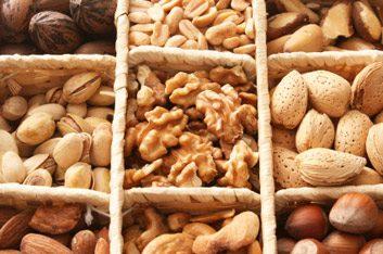 9. Avec les noix de pécan