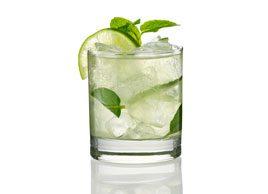 3 cocktails sans sucre à moins de 130 calories