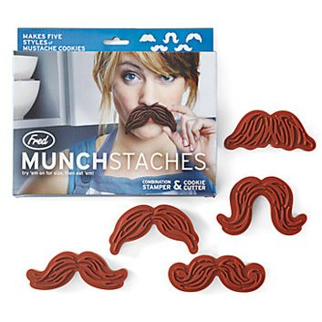 Moules à biscuits Munchstaches