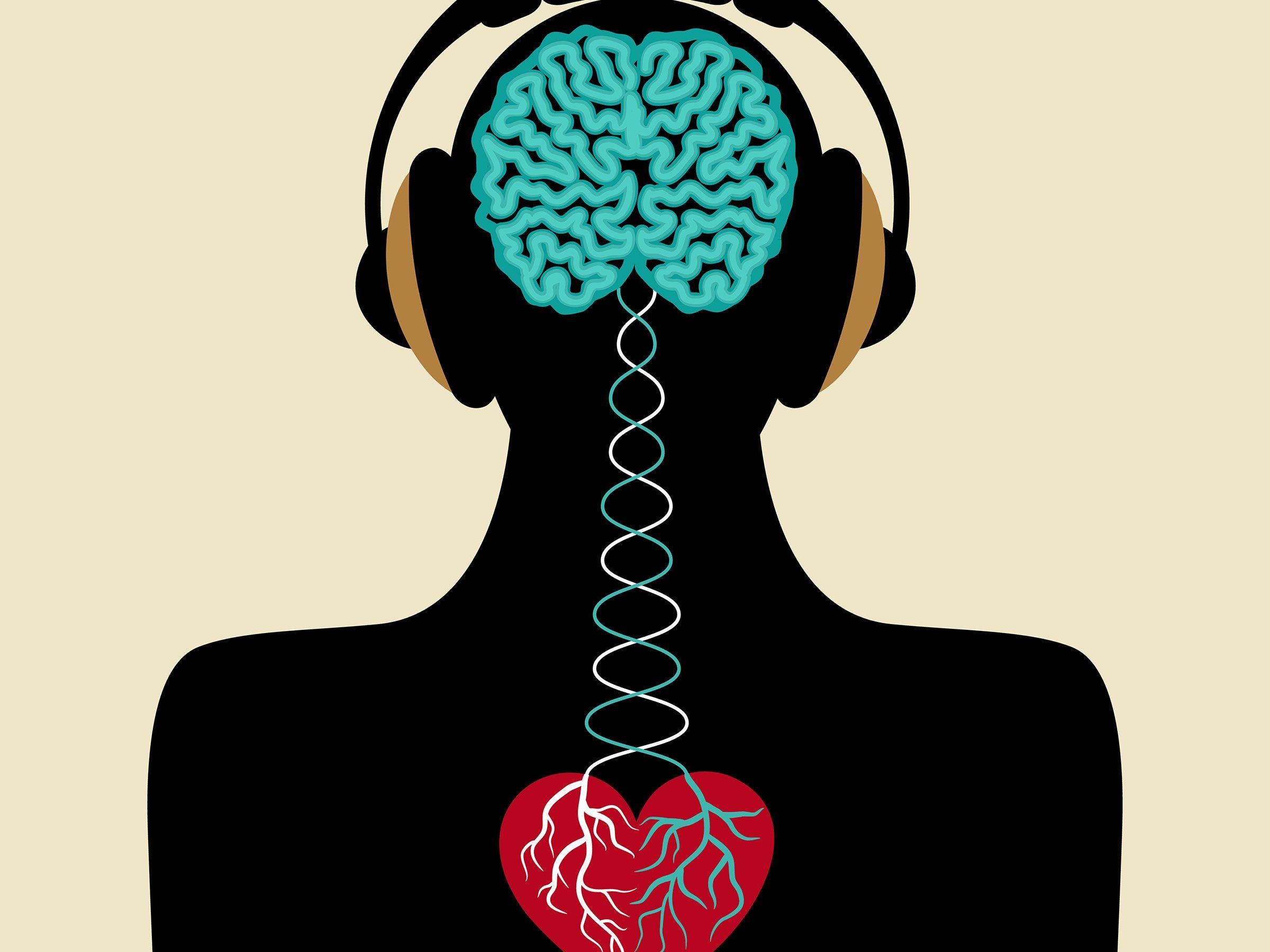 La bonne musique soulage et détend vos vaisseaux sanguins