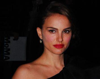 Les lèvres lumineuses comme Natalie Portman
