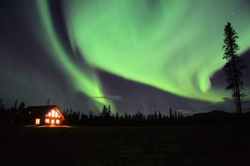 Le Northern Lights Resort & Spa (Yukon)