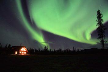 Le Northern Lights Resort & Spa (Yukon)