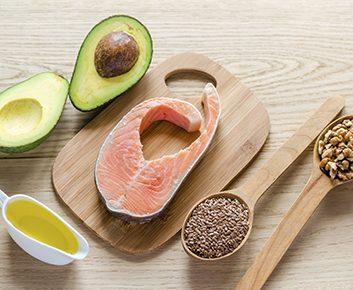 Prenez 1g à 3g d'acides gras oméga-3 par jour