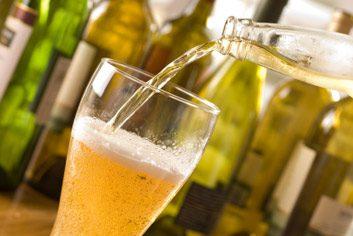 4. Évitez la bière et les boissons gazeuses.