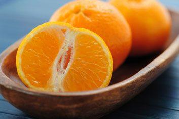 4. Vitamine C: agrumes, poivron, brocoli
