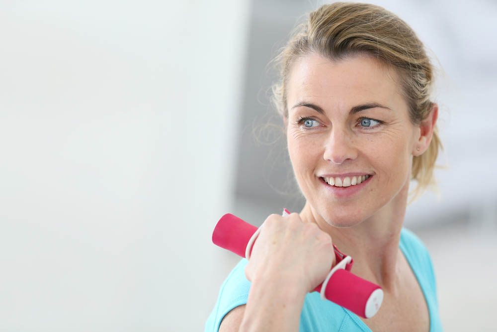 Luttez contre l'ostéoporose en renforçant vos os.