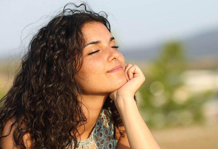 Prévenez l'ostéoporose en faisant le plein de vitamine D sous forme solaire.
