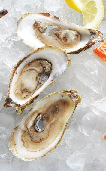 Huîtres de l'Île-du-Prince-Édouard