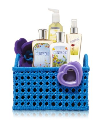 Ensemble cadeau Chic campagnard de Bath & Body Works