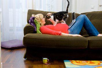 Bannissez les animaux de compagnie de la chambre à coucher