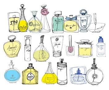 Liste des ingrédients de parfums qui pourraient bientôt être bannis pour des raisons de santé