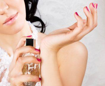 3. Évitez tout parfum le jour de l'examen