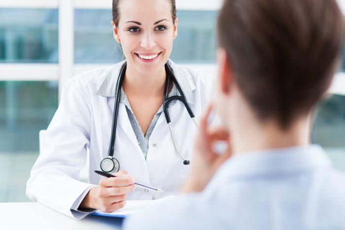 4. Parler à votre médecin