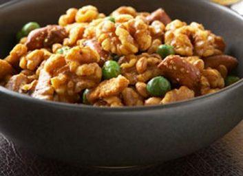 6. Faites votre propre mélange de céréales épicées