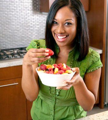 5. Mangez des fruits et des légumes