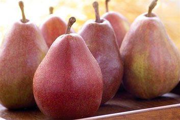 1. La poire abaisse votre taux de cholestérol.